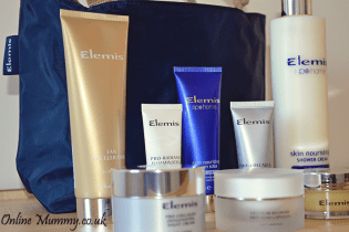 Elemis 8-Piece Top to Toe Gorgeous Skin Collection QVC Exclusive