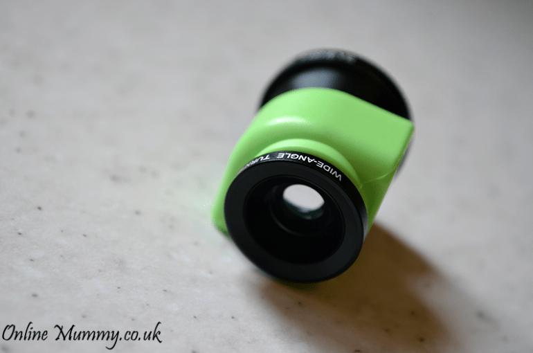 OlloClip iPhone 5C 3-In-1 Camera Lens