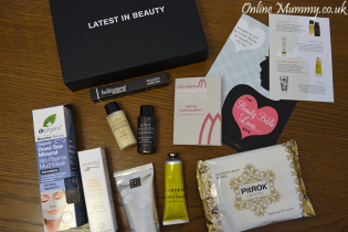 Latest In Beauty - Beauty Bible Box