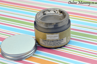 Lulu and Boo Seaweed Purifying Mask