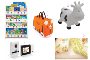 Changing from nursery to toddler room