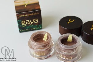 Gaya Cosmetics Eye Shadows