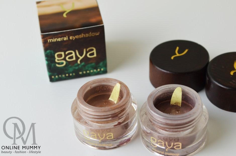 Gaya Cosmetics Eye Shadows