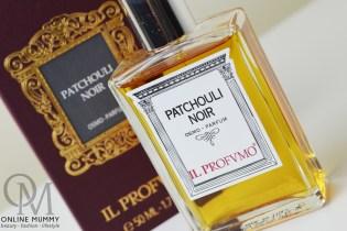 IL Profumo Patchouli Noir