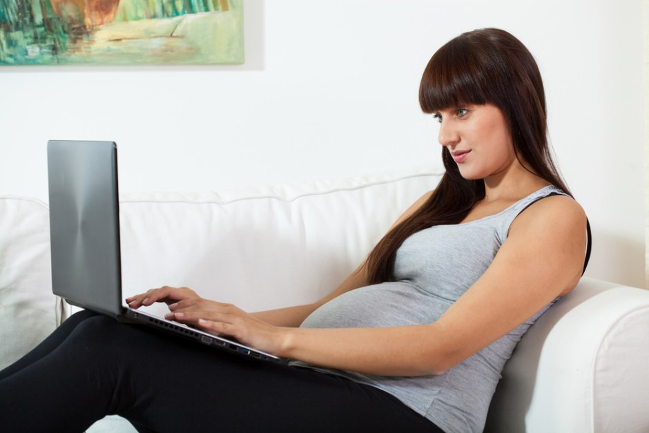Work from home ideas for first trimester of pregnancy