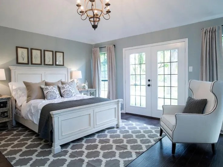 Home Inspiration with Pinterest: The Master Bedroom