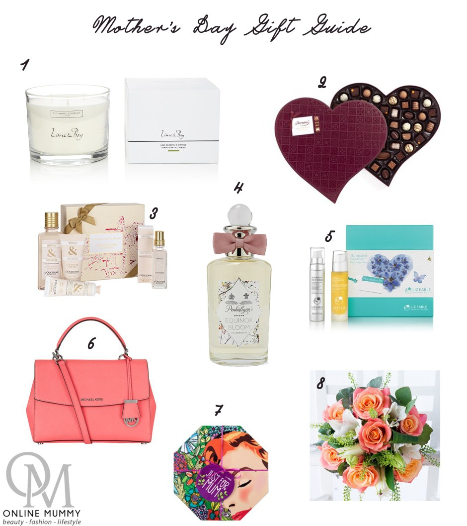 Mothers Day Gift Giude 2016 - Online Mummy