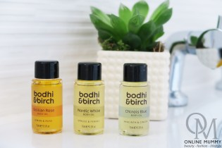 Bodhi and Birch Body Oils Mini Collection