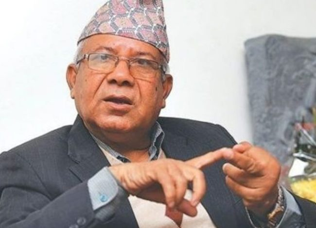 Unification in party getting unlikely : Madhav Nepal