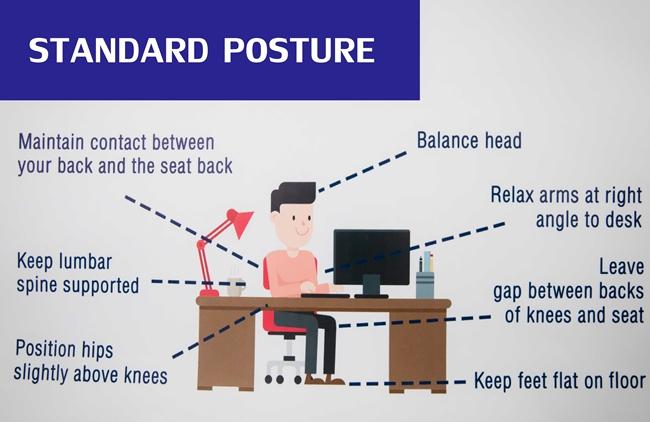 standard posture