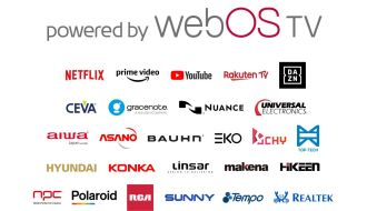 webOS TV Partners