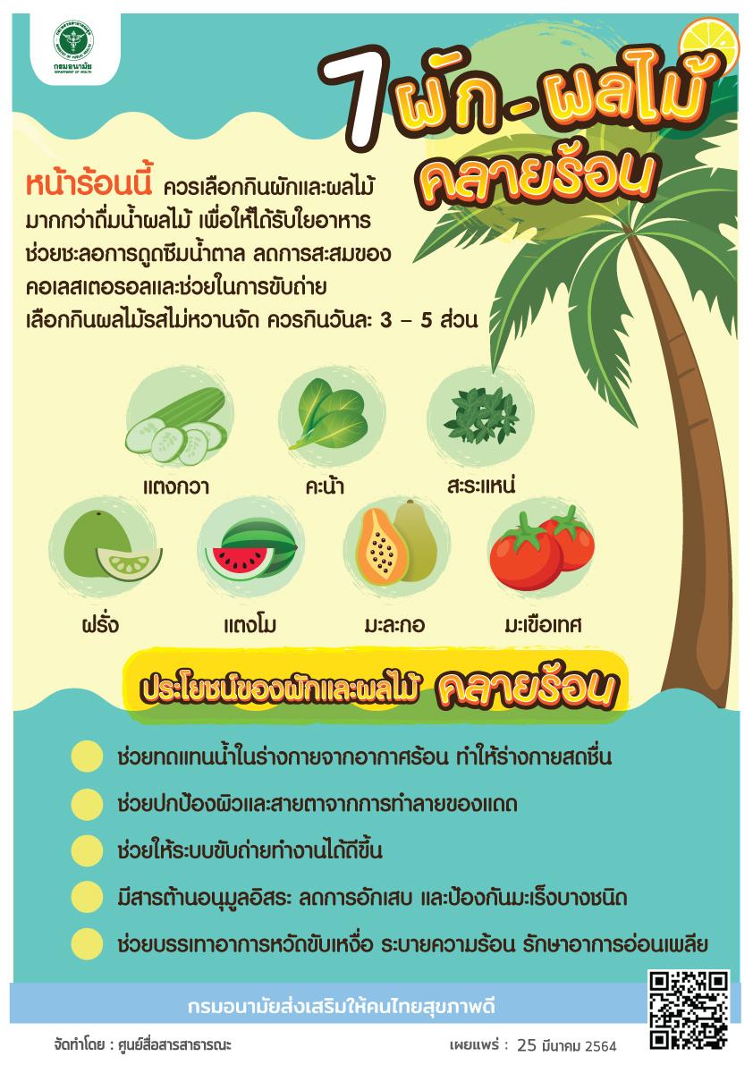 fruit on summer