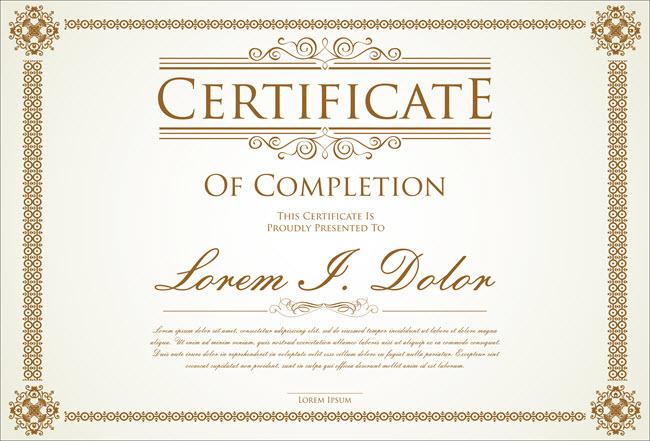 Nursing certificate online