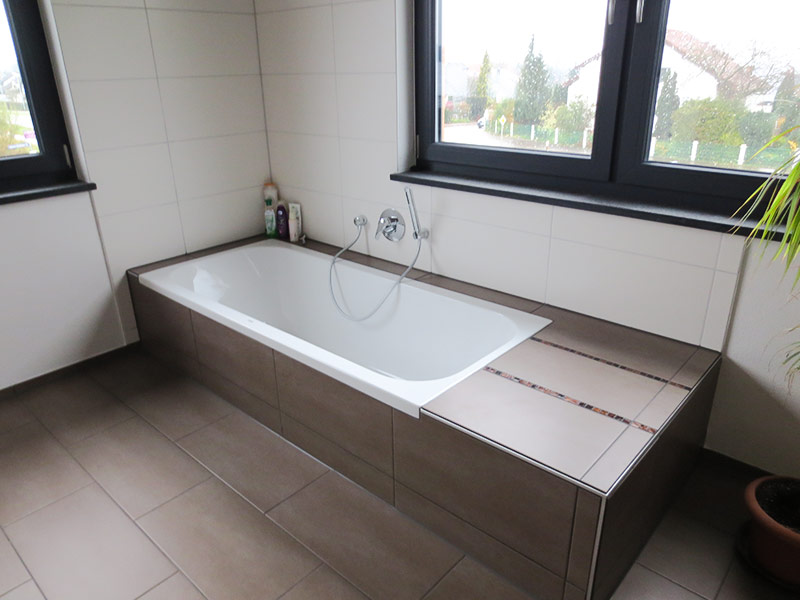 Badezimmer Bordure Ausstattung – Topby.Info