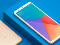 Xiaomi Redmi Note 5 Full Specifications And Price In India
