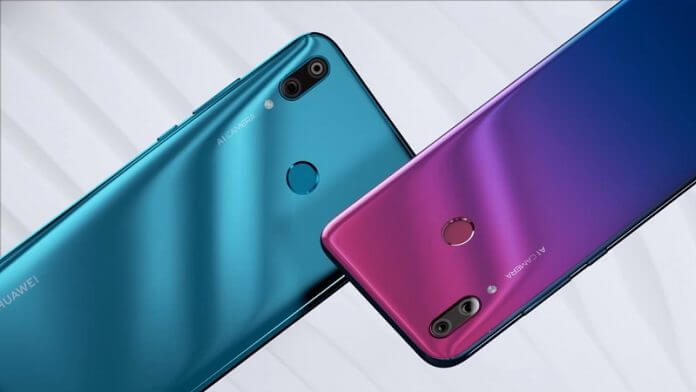 Huawei Y9 2019 launch in India