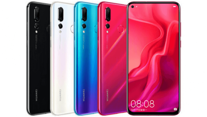 upcoming smartphones in india 2019- huawei nova 4