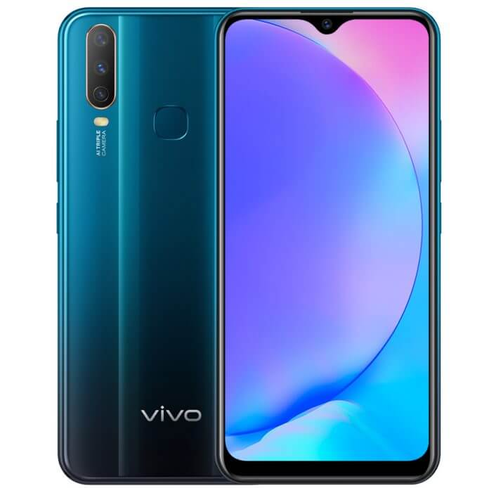 Vivo Y17 full specifications and price