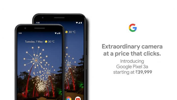 Google-pixel-3a-specifications