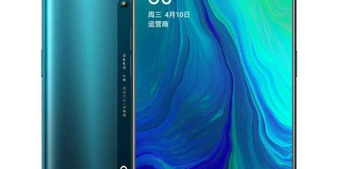Oppo Reno 10X Zoom and Oppo Reno Specifications and Price in India
