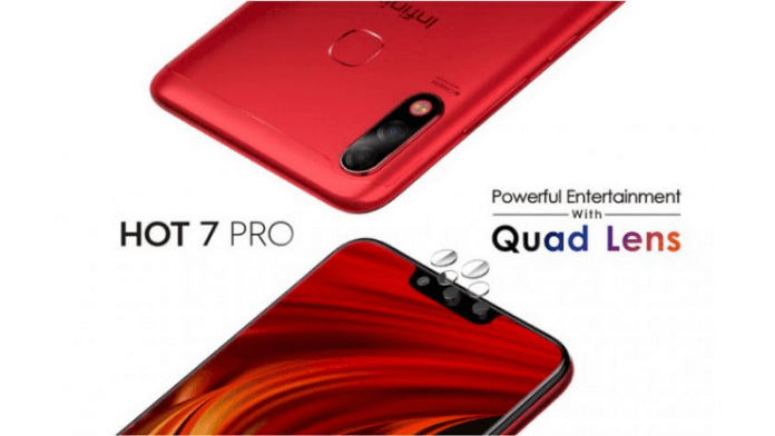 Infinix Hot 7 Pro Price and availability