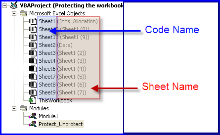what is the sheet name code in excel - Beste.globalaffairs.co