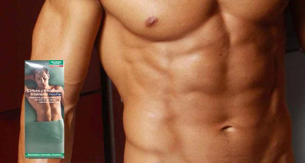 Crema reductora de abdomen para hombre funcionamiento