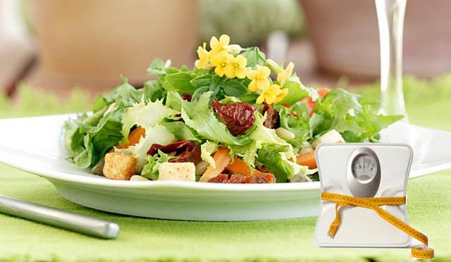 Dieta rápida y efectiva para bajar de peso