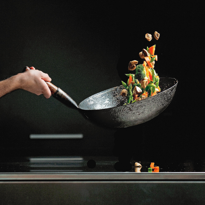 Cmo preparar un wok de verduras