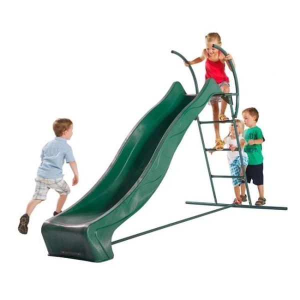 slides Freestanding Ladder Attachment To Suit KBT Garden