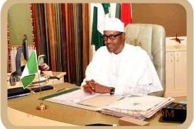 Buhari's Official Appointment List