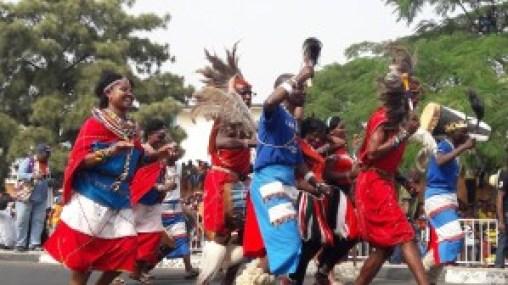 2015 Calabar Carnival International Parade