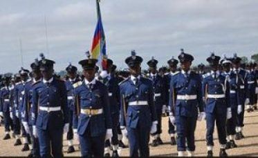 NIGERIAN AIR FORCE SUCCESSFUL CANDIDATES CADET TRAINING