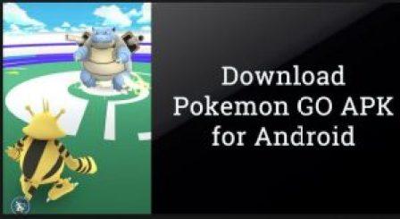 Pokemon Apk Free Download   Pokémon GO Android Apps Download