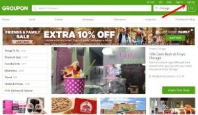 www.groupon.com | Groupon Sign Up | Groupon Login Account