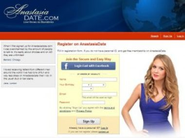 www.anastasiadate.com - Sign Up AnastasiaDate,