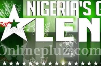 Nigeria's Got Talent Registration 2017