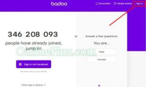 www.badoo.com Sign Up