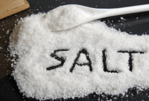 Minimize Excess Salt Intake