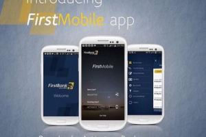 First Bank Mobile App Download