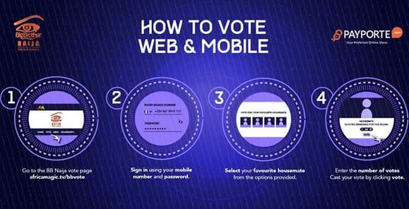 Vote Big Brother Naija