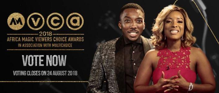 AMVCA 2018 Award Nomination List