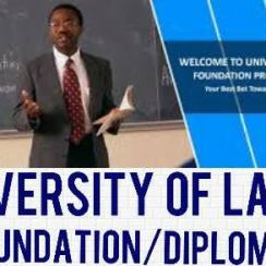 UNILAG Supplementary Foundation Program