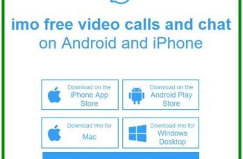 Download IMO Messenger App