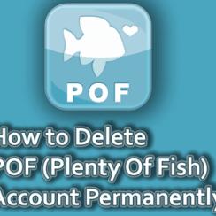Delete POF Account