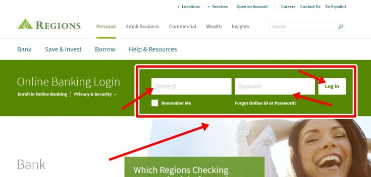 Regions Bank Account Login