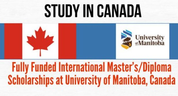 University of Manitoba Master's/Diploma Scholarships in Canada