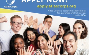 Apply For Atlas Corps Fellowship 2021