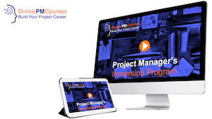 Project Manager's Immersion Program