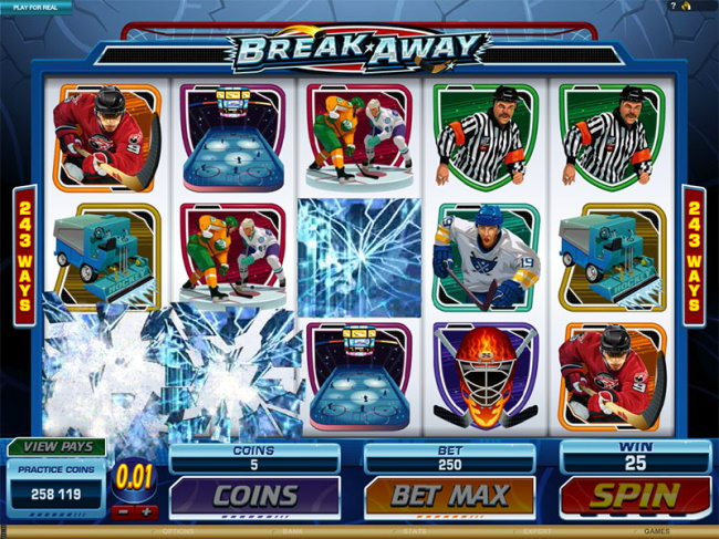 Break Away – 97.00%